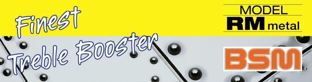 RM-Metal Treble Booster