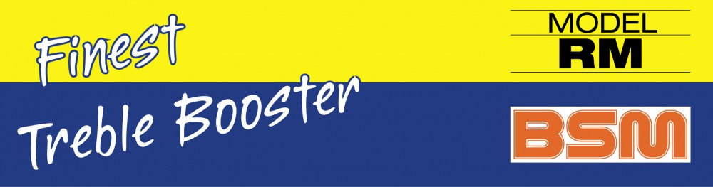 RM Treble-Booster