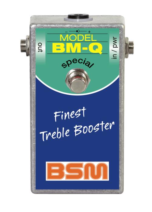 Booster Image: BM-Q Special Treble Booster