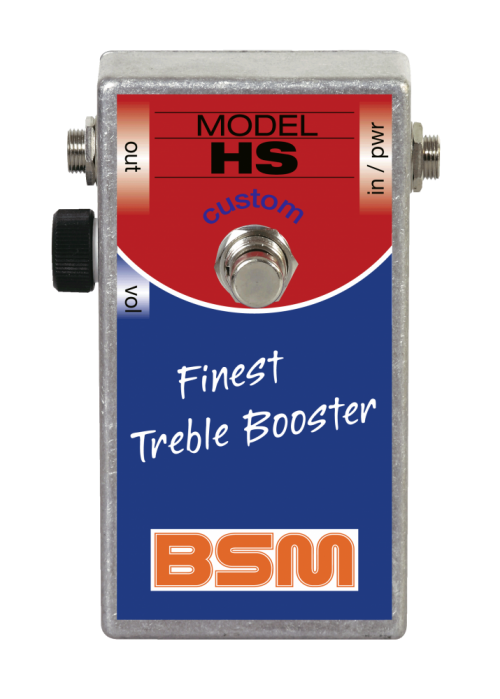 Booster Image: HS-C Treble Booster