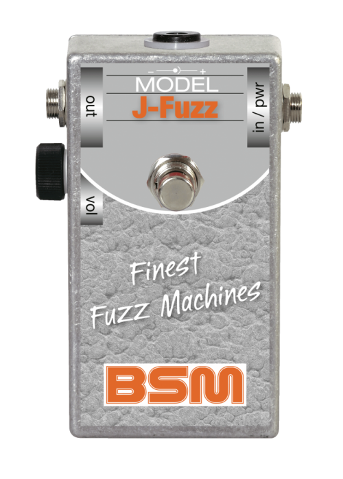 Booster Image: J-Fuzz Fuzz Machine