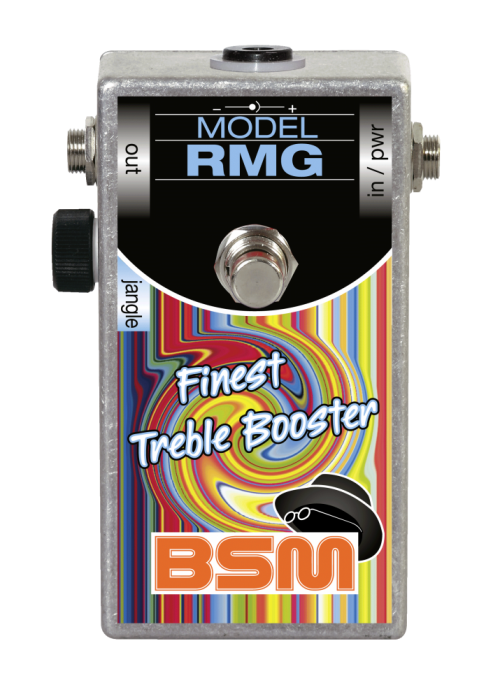 Booster Image: RMG Clean Boost